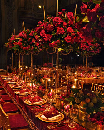 Red Centerpieces Set 2 Gallery ColinCowiecom