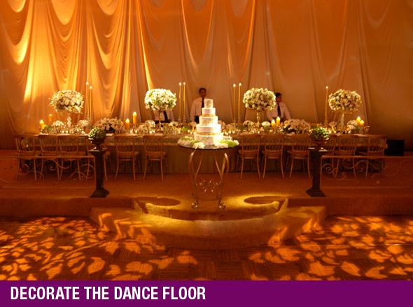 Decorate The Dance Floor